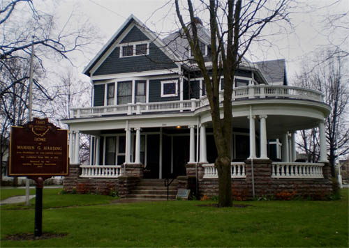 The Harding Home