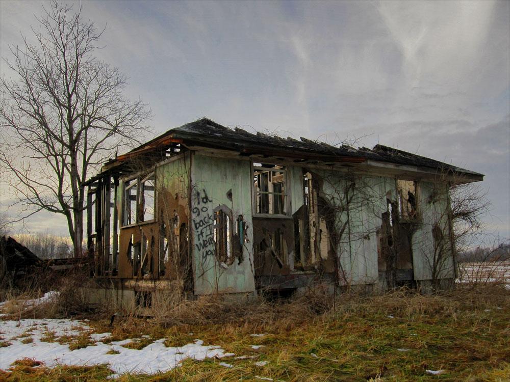 Haunted houses near marion ohio